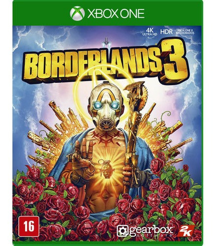 Borderlands 3 Xbox One Digital + 1 Jogos Grátis