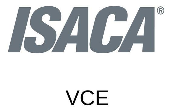 Prova De Certificação Isaca Dump Vce