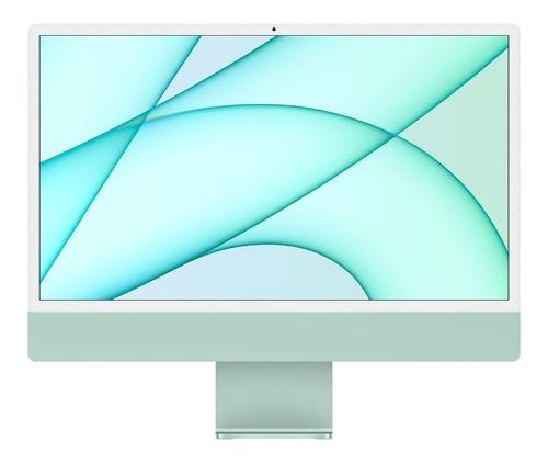 Imagen 1 de 1 de iMac Apple 24  8gb Ram 256gb Ssd  Chip M1 Verde