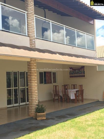Casa Condomínio Village Damha I Em São José Do Rio Preto - Vende Ou Troca Por Apartamento - Ccd3954