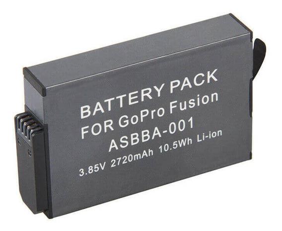 Bateria Recarregável Para Gopro Fusion 2720mah