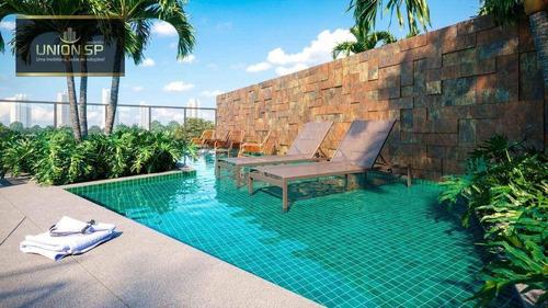 Imagem 1 de 14 de Apartamento Com 2 Dormitórios À Venda, 55 M² Por R$ 570.545,00 - Lapa - São Paulo/sp - Ap49946