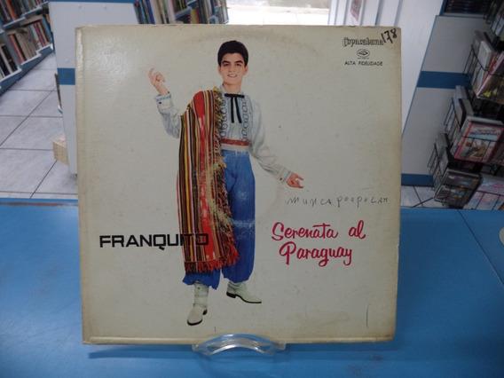 Lp/vinil Fraquito Serenata Al Paraguay