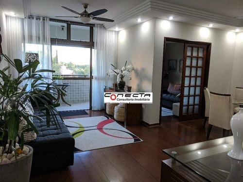 Imagem 1 de 22 de Apartamento Residencial À Venda, Mansões Santo Antônio, Campinas. - Ap0306
