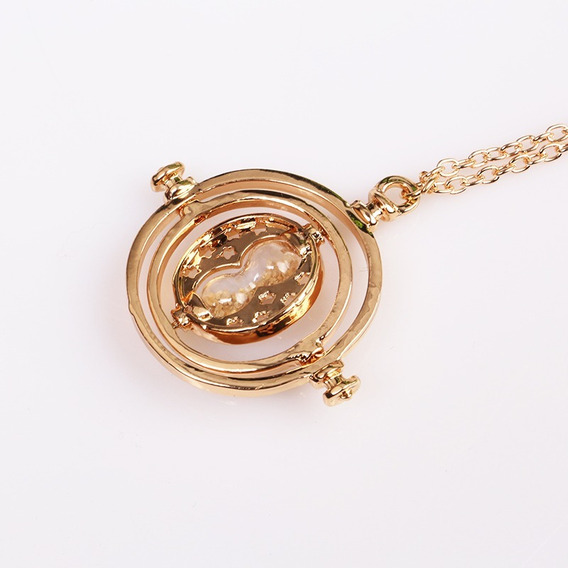 Collar Giratiempo Hermione Harry Potter Time Turner Mod.j012