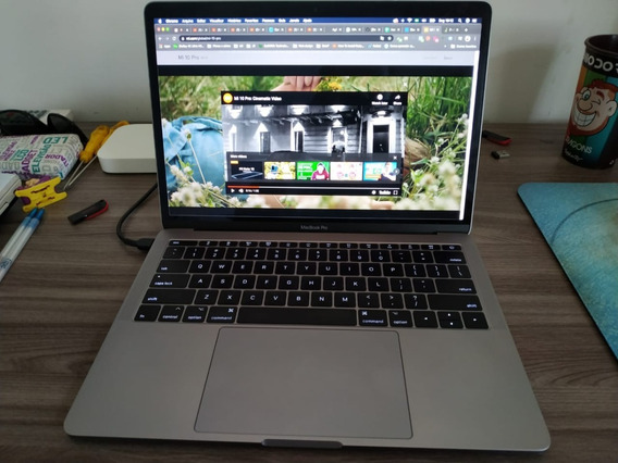 Macbook Pro 13 I5 2.3 8gb 256gb 2017