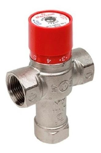 Imagen 1 de 2 de Valvula Mezcladora Termostatica Giacomini 1  - Italia -