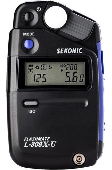 Fotômetro Flashmate Sekonic L-308x-u