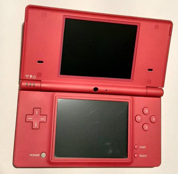 Nintendo Dsi Pink - Completo Com Case Disney. Original