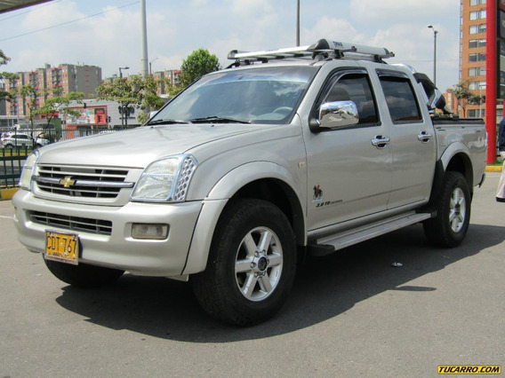Chevrolet Luv D-max Mt 3000 Aa Ab Abs Ds