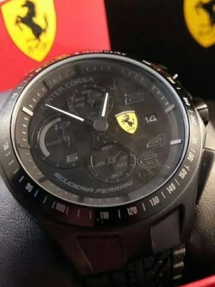 Relógio Ferrari Vivara Original Intercorsa 166