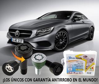 Birlos Seguridad Mercedes Clase S 450 L Sedán