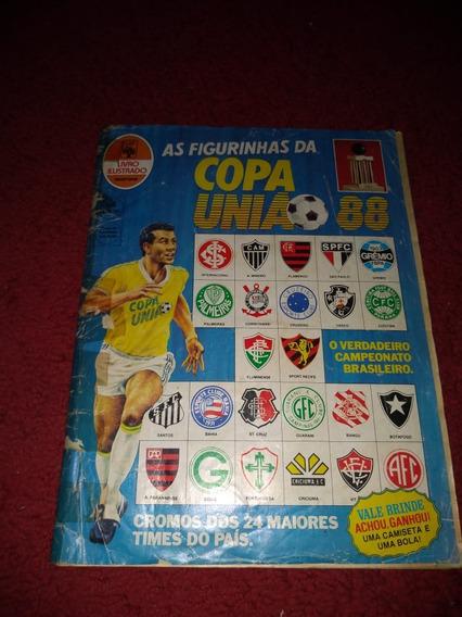 Album Copa União 1988