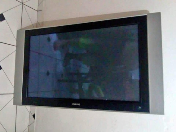 Tv Philips 42pf370/78 Plasma (def. Na Placa Fonte)