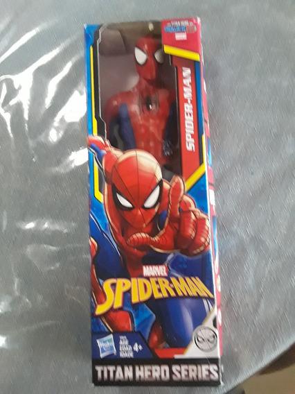 Muñeco De Hombre Araña Original Marvel Niños