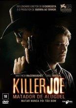 Dvd Original Do Filme Killer Joe - Matador De Aluguel