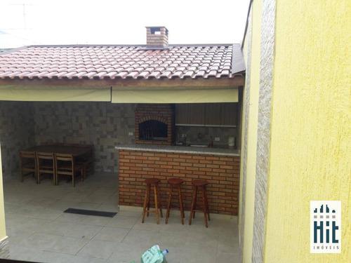 Imagem 1 de 30 de Sobrado À Venda, 171 M² Por R$ 1.350.000,00 - Vila Gumercindo - São Paulo/sp - So0440
