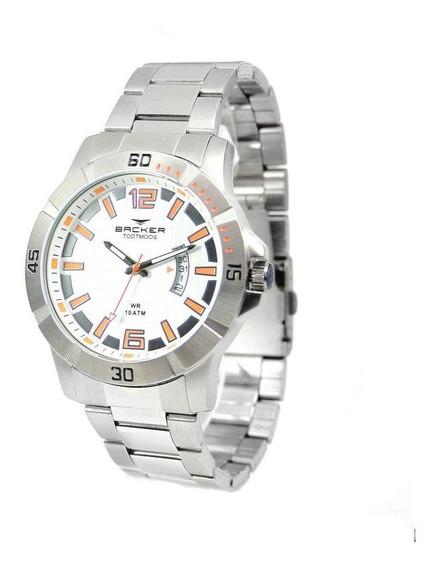 Relógio Backer Todtmoos - 6220253m + Nf-e