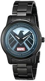 Relojes De Pulsera, Agentes De Los Hombres De Marvel Shi..