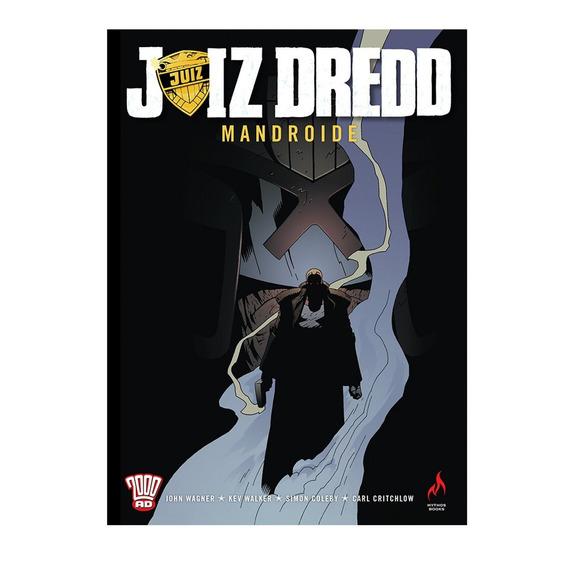 Juiz Dredd Mandroide