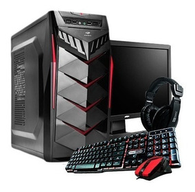 Pc Gamer Completo 3.9ghz 8gb 1tb Video Gt 1030