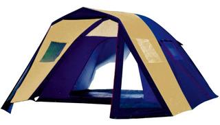 Carpa 6 Personas Iglu Estructural Bavaria Nahuel Camping