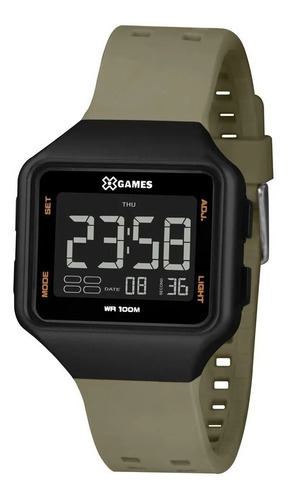 Relógio Masculino X-games Orient Orginal Xgppd153 Pxex