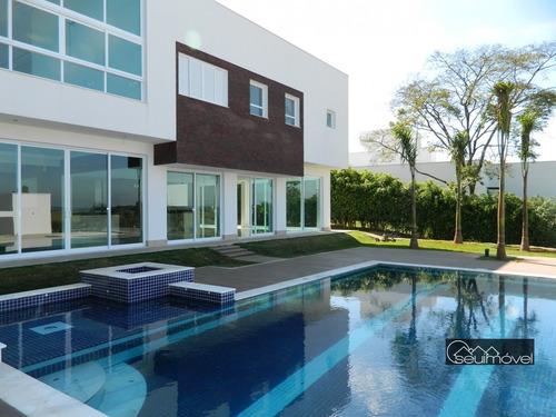 Imagem 1 de 30 de Casa À Venda, 800 M² Por R$ 5.800.000,00 - Fazenda Vila Real De Itu - Itu/sp - Ca0598