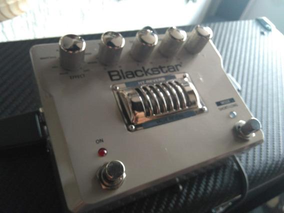 Blackstar Ht-reverb Valvulado (mais De 6 Tipos De Reverb)