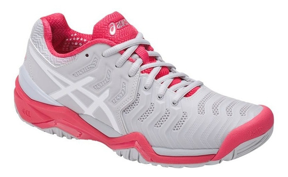 Tênis Asics Gel Resolution 7 Fem. Todos Os Pisos