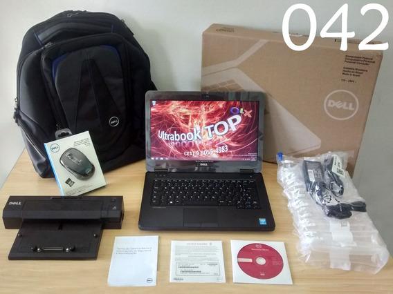 Ultrabook Dell I7 - 16gb + 1tb - Garantia De Até 2017