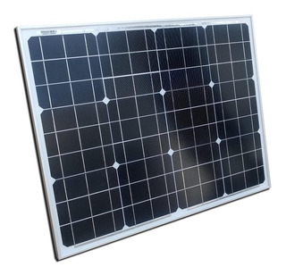 Panel Solar Fotovoltaico Mono 50w 12v Asanno 2n