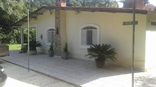 Chácara Com Varanda No São Fernando Em Itanhaém - 5461