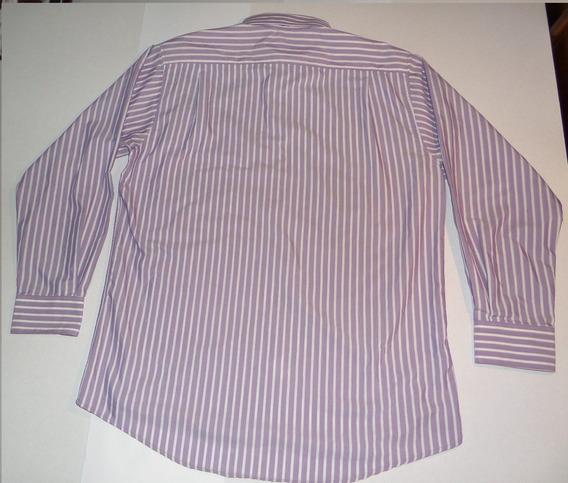 Camisa Para Hombre, U.s. Polo Assn, Talla G 16-16 1/2 3-4