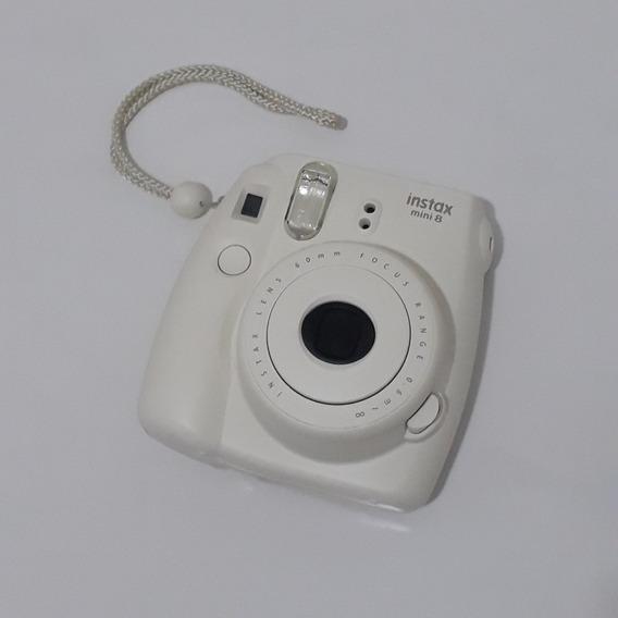 Fujifilm Instax Mini 8 - Branca