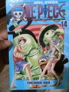 Manga One Piece Volume 14 Panini Raríssimo