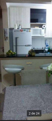 Imagem 1 de 20 de Apartamento Com 2 Dormitórios À Venda, 45 M² Por R$ 195.000,00 - Jardim Adriana - Guarulhos/sp - Ap0738