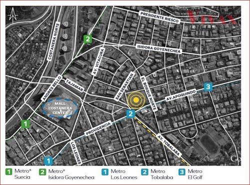 Imagen 1 de 2 de Local Comercial En Arriendo En Providencia