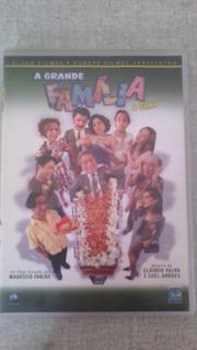 Dvd Filme A Grande Família - O Filme
