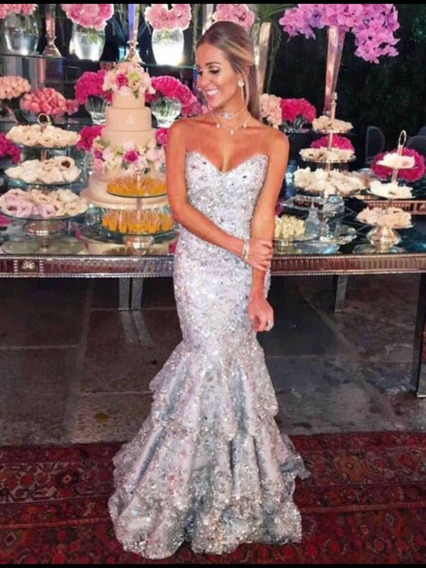 Vestido Fabulous Agilita Luxo Formatura