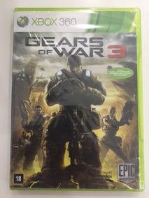 Gears Of War 3 Original Xbox 360