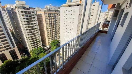 Imagem 1 de 10 de Pitangueiras - Ótima Localização - Lindo Apartamento - Sacada Ampla - 01 Vaga. - Ap1770