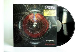 Toto - Greatest Hits 40 Trips Around The Sun [vinyl] 2 X Lp