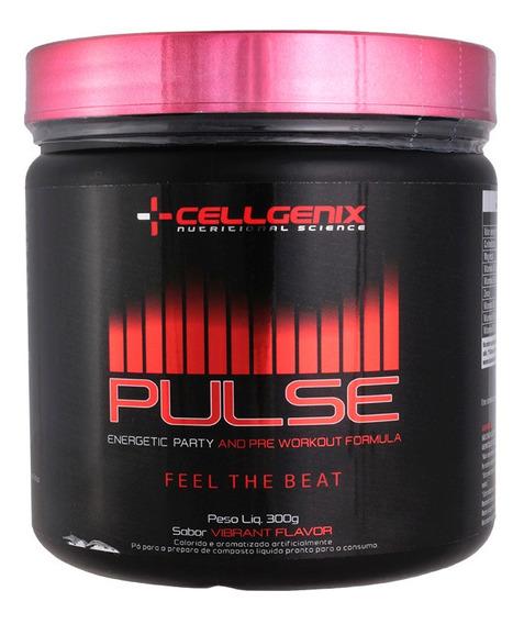 Pré-treino Pulse 300g - Cellgenix