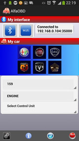 Fiat Alfaobd Scanner Diagnostico Pc / Android Elm327