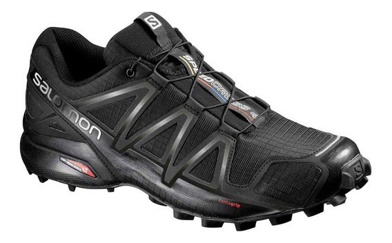 Zapatillas Salomon Speedcross3 Negras Nuevas