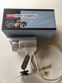 Camera Ccd Com Infravermelho 30mts *barato*