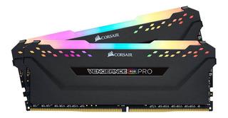 Memoria RAM 16 GB 2x8GB Corsair CMW16GX4M2A2666C16