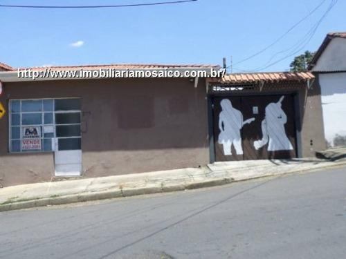 Imagem 1 de 5 de Anhangabau, Duas Casas Para Fins Comercial Ou Residencial, Oportunidade, Permuta - 97145 - 4492667