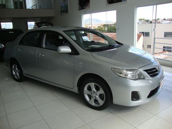 Toyota Corolla Gli 2012 Automático